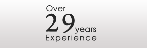 29 years Experience